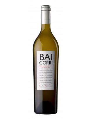 Barrel-fermented BAIGORRI...